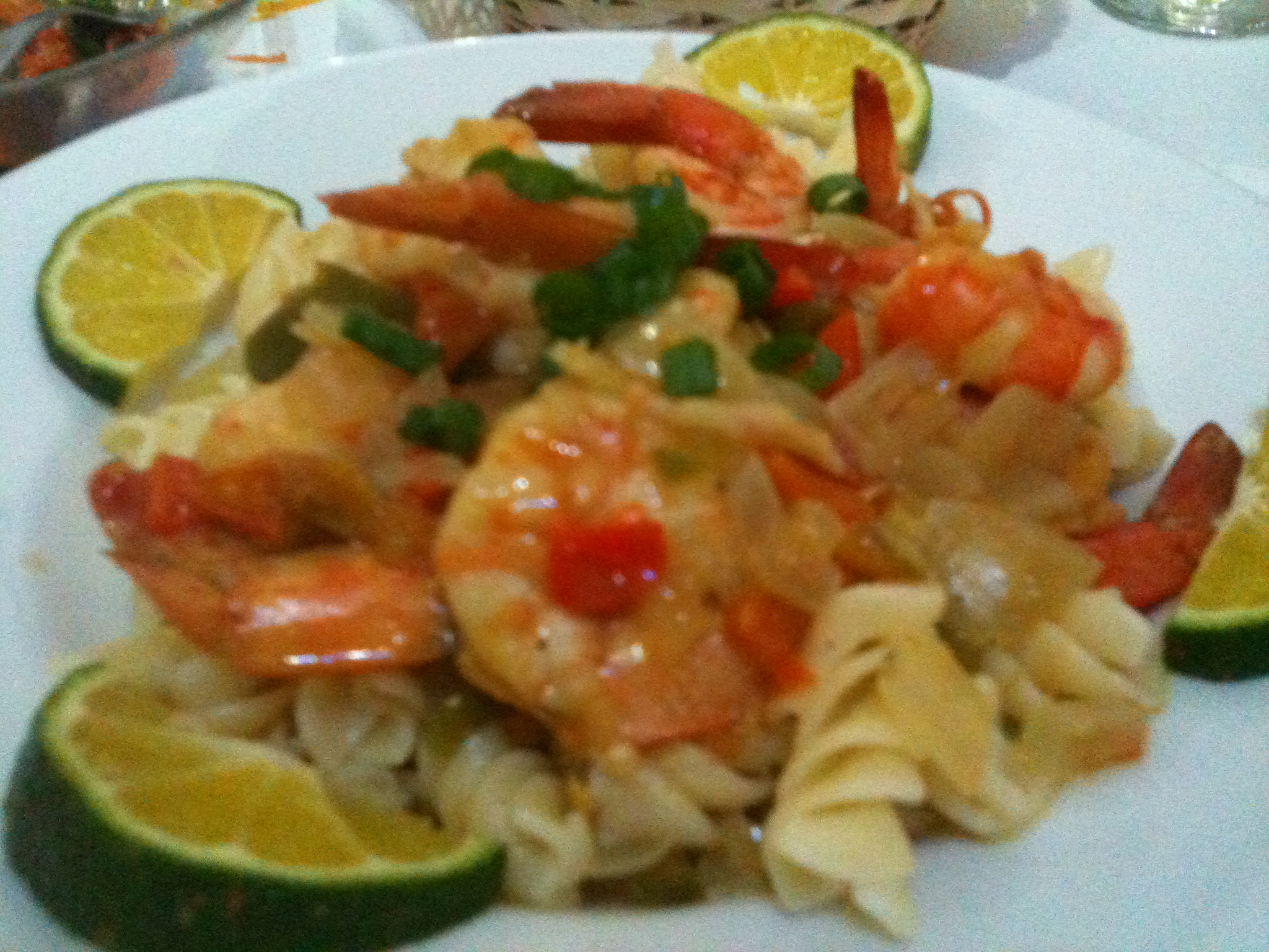 Shrimp Salad with Sour Orange
